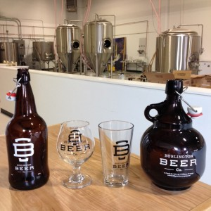 Burlington Beer Company is set to host its grand opening May 24 and 25 at 25 Omega Drive, Suite 150 in Williston. (Observer courtesy photo)