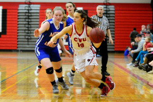 CVU Girls BB vs_283 MAU 22Jan16