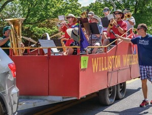 Williston's 4th of July Parade 2017-130Weezers