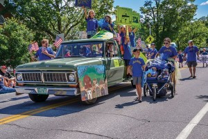 Williston's 4th of July Parade 2017-79