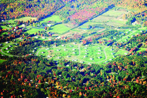 Observer courtesy photo A new report from UVM identifies declining state and federal funding as a reason for an increase in loss of forest land to development in Vermont.