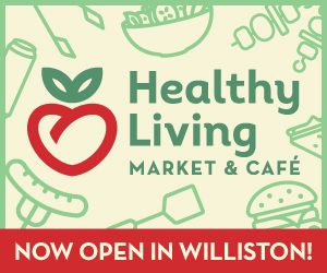 Healthy Living Market & Cafe Now Open in Williston